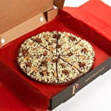 The Gourmet Chocolate Pizza 7 inch Crunchy Munchy...