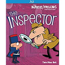 Inspector, The [Blu-ray]
