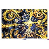 Trends International Dr. Who Rolled Poster, 22 by 34-Inch