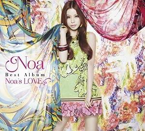 Noa's LOVE(初回限定盤)(DVD付)