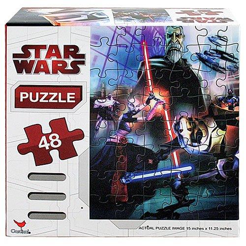 Star Wars 48-Piece Puzzle [Sith] - 1