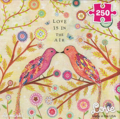 """Love Is in the Air' by Sascalia - 250 Pieces Puzzle - 1"