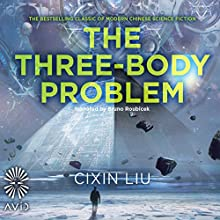 The Three-Body Problem Audiobook by Cixin Liu Narrated by Bruno Roubicek