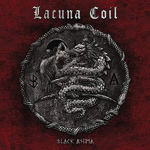 CD : LACUNA COIL - Black Anima