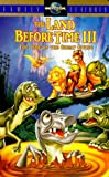 The Land Before Time III – The Time of the Great Giving [VHS]