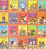 Happy Families - Complete Set of 20 Books RRP £79.80 - Incl.: Master Bun, Miss Dose, Mrs Jolly, Mr and Mrs Hay, Mrs Plug, Mrs Lather's Laundry, Mrs Vole, Mr Tick, Miss Brick, Miss Jump, Mrs Wobble, Mr Cosmo, Mr Biff, Miss Dirt, Ms Cliff, etc.... (Happy Families)