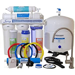 iSpring RCC7 75GPD 5-Stage Reverse Osmosis System
