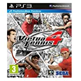 Virtua Tennis 4 (compatible Playstation Move)
