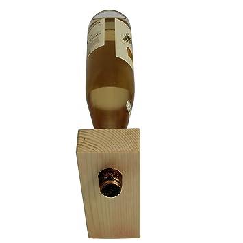 obique d coration maison en bois bois support bouteille vin cuisine maison z474. Black Bedroom Furniture Sets. Home Design Ideas