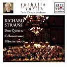 Richard Strauss: Don Quixote; Romanze; Serenade, Op. 7