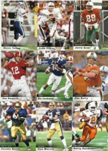 2013 Upper Deck Football Series Complete Mint 150 Card Hand Collated Set with 100... by The Strictly Mint Card Co.
