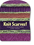 Knit Scarves!: 16 Cool Patterns to Keep You Warm (1580175775) by Jensen, Candi