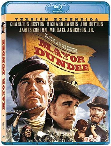 Major Dundee (Blu-Ray) (Import) (2014) Charlton Heston; Richard Harris; Jame