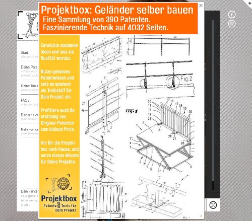 gel nder selber bauen deine projektbox inkl 390 original. Black Bedroom Furniture Sets. Home Design Ideas
