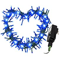 BlueFire LED 39-Foot Christmas/Party Light Strand (Multiple Colors)