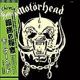 鋼鐵の稲妻(原題:Motorhead)【オリジナル日本盤LP再現紙ジャケット仕様/K2HDマスタリング】
