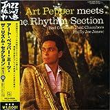 echange, troc Art Pepper - Meets Rhythm Section +1
