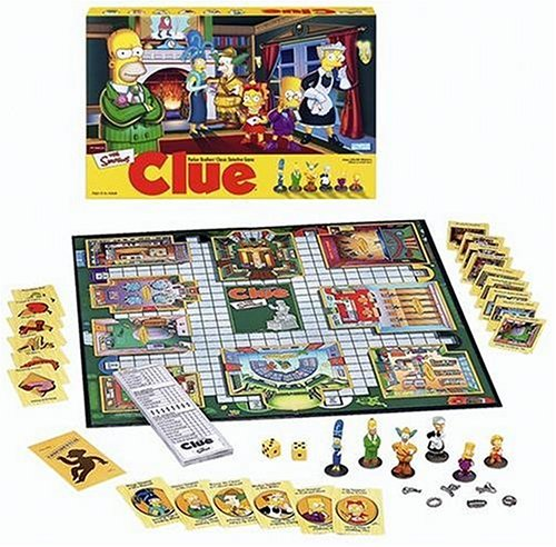 Buy Simpsons Clue