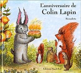 L'anniversaire de Colin Lapin
