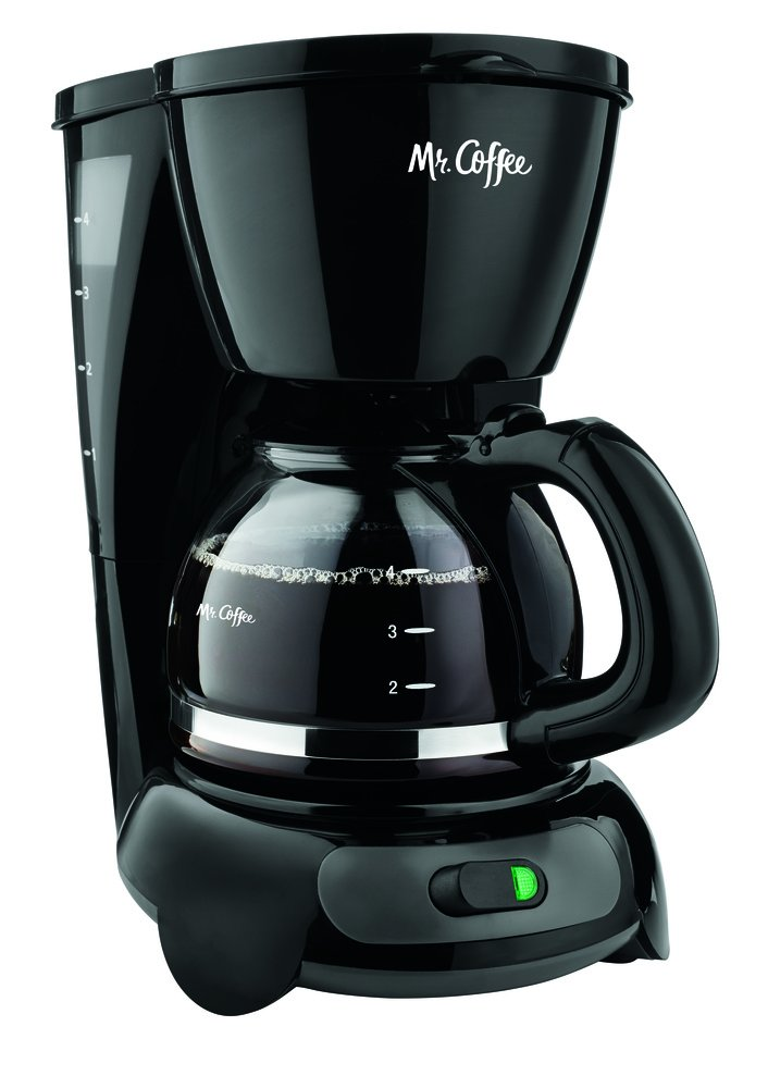Mr Coffee Maker TF5GTF: The 4 Cup Model for Those on a Budget