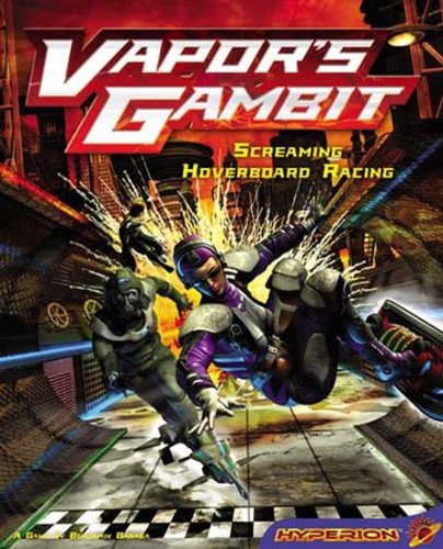 Vapor's Gambit - Screaming Hoverboard Racing Boardgame