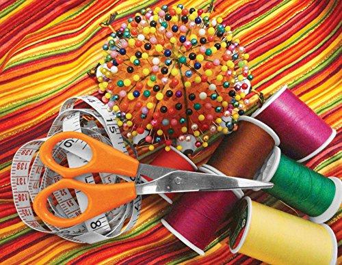 """Springbok """"Sew Crafty"""" Jigsaw Puzzle (500-Piece)"""