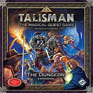 Talisman Fourth Edition Expansion: The Dungeon