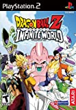 Dragon Ball Z: Infinite World on PS2