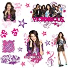 ROOMMATES RMK1669SCS Nickelodeon Victorious Peel and Stick Wall Decals