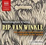 Rip Van Winkle, The Legend of Sleepy Hollow and The Pride of the Village
