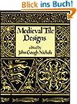 Medieval Tile Designs (Dover Pictoria...