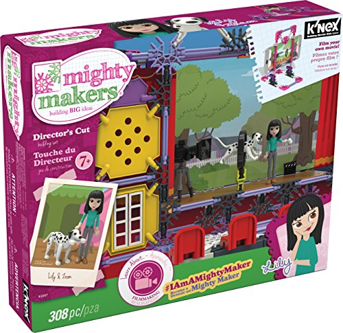 K'NEX Mighty Makers Director's Cut Building Set JungleDealsBlog.com