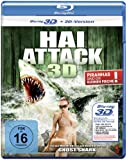 Hai Attack (Swamp Shark) [3D Blu-ray + 2D Version]