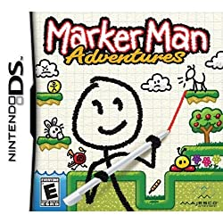 Marker Man Adventures made by Majesco Sales Inc.