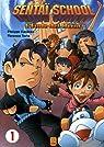 Sentaï School : L'école des héros, Tome 1