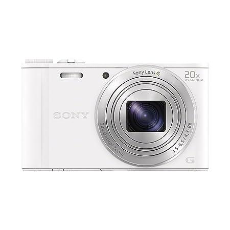 Sony Cyber-SHOT DSC-WX350 Appareils Photo Numériques 21.1 Mpix Zoom Optique 20 x