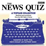 The News Quiz: A Vintage Collection: Archive highlights from the popular Radio 4 comedy |  BBC Comedy