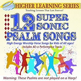 Sing Sing Sing (Psalm 98) Performance Track (Supersonic Psalm Songs Album Version)