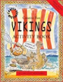 img - for Vikings Activity Book (Crafty History) book / textbook / text book