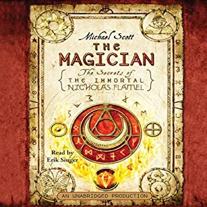 The Magician: The Secrets of the Immortal Nicholas Flamel, Book 2 Audiobook