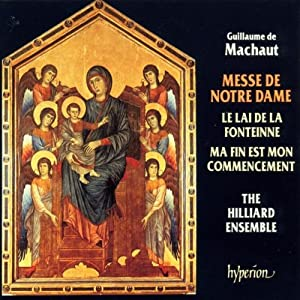 Machaut- Messe de Notre Dame
