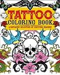 Tattoo Coloring Book: A Fantastic Sel...