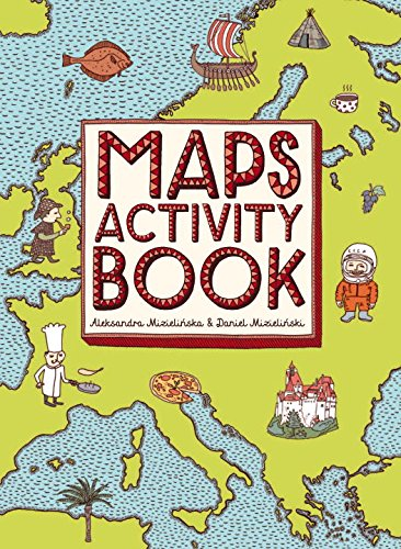 Maps Activity Book (Map Pack 3 compare prices)