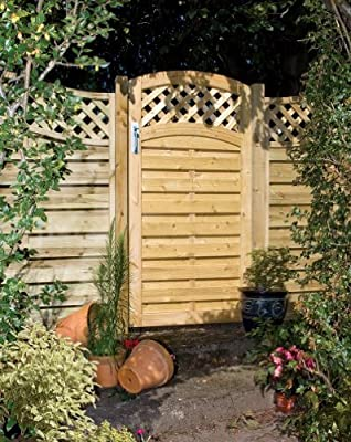 Elite St Meloir Wooden Gate OGD132