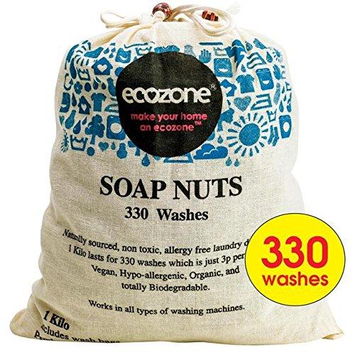 Ecozone Hypoallergenic & Organic Soap Nuts 1kg