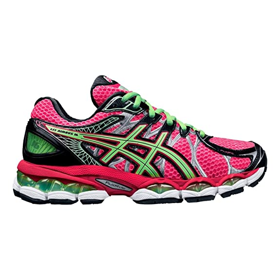 Ladies Designer ASICS WoGEL-Nimbus 16 Sports Shoe Wholesale Multicolor Schemes