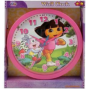 Dora 9.75 inch Wall Clock
