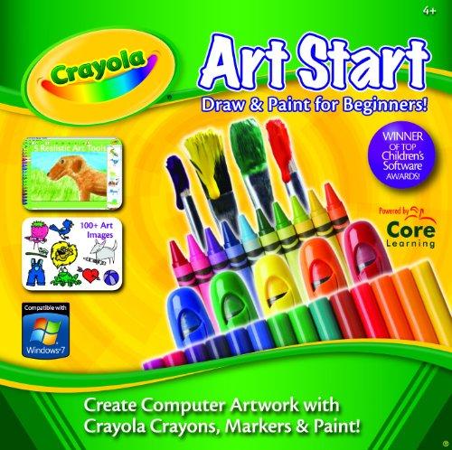 Crayola Softwares