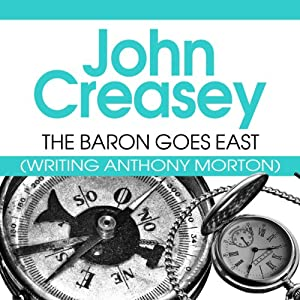 The Baron Goes East Audiobook