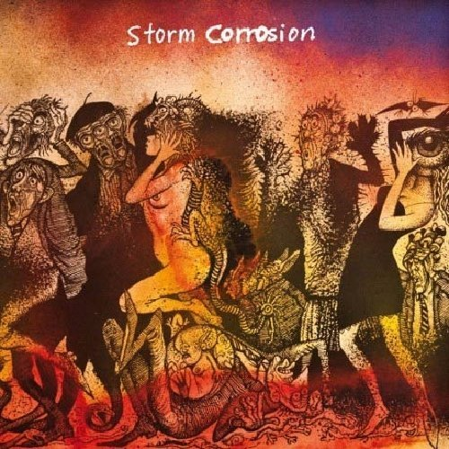 Storm Corrosion Import Edition by Storm Corrosion (2012) Audio CD